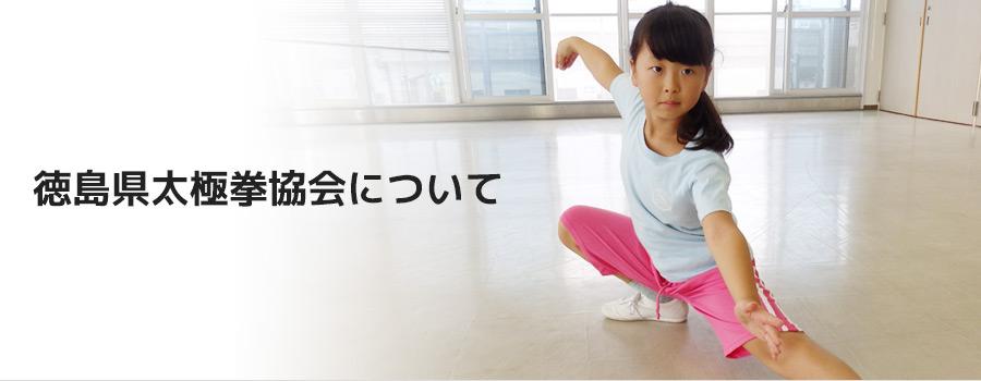 徳島県太極拳協会について